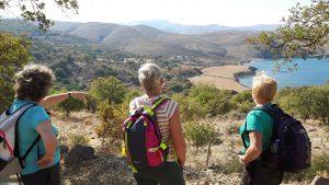 Liota Walk with Helene & Anna-Britta @ Starts from Sappho Travel