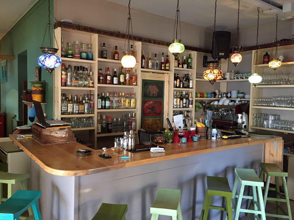 Pre-Party @ Belle Ville - DJ Roses @ Belle Ville Cafe / Bar