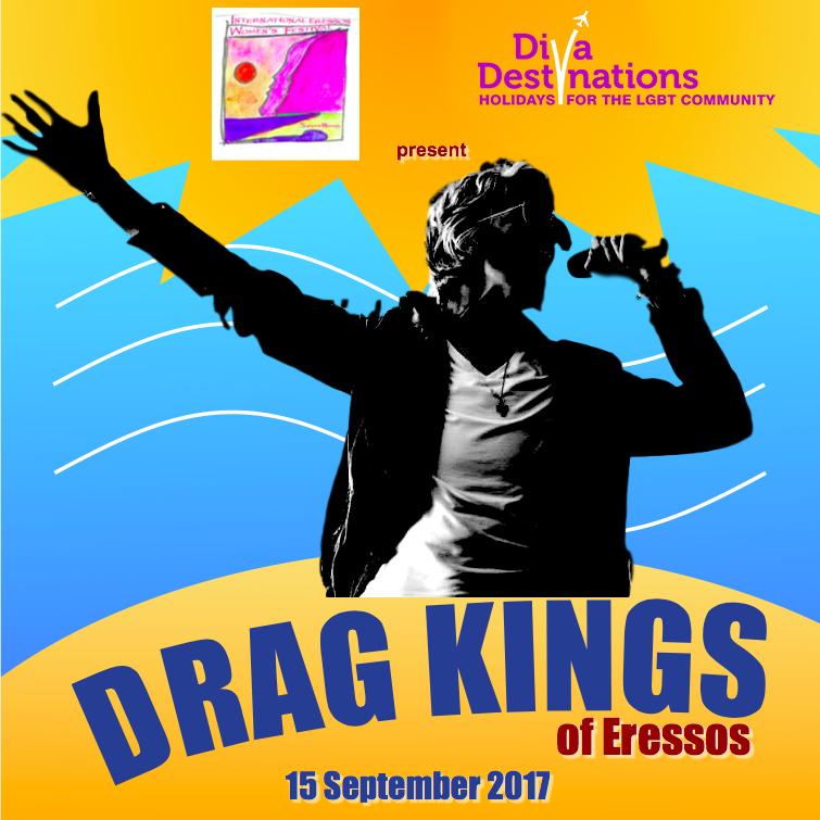 Drag Kings of Eressos 2017