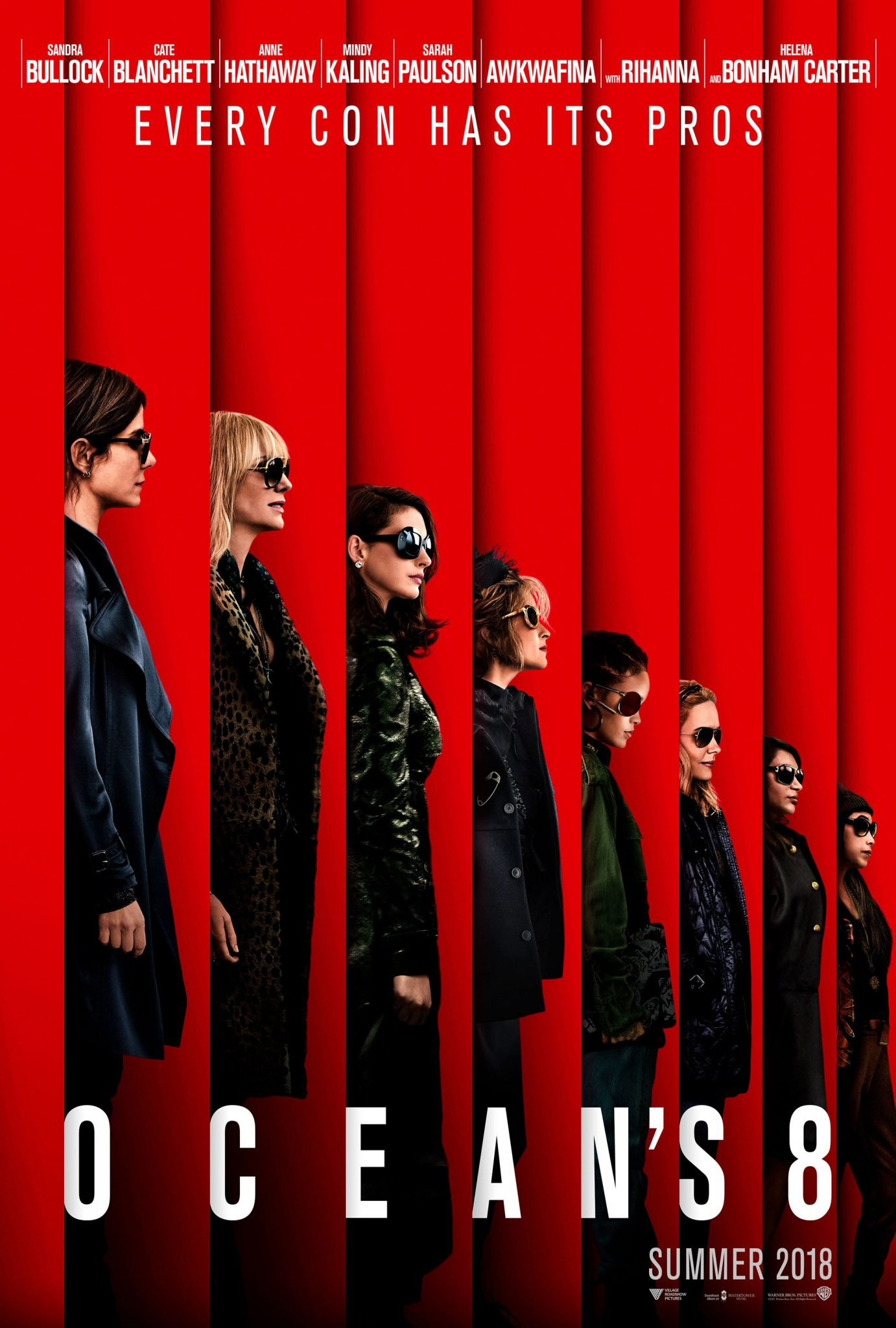 Oceans 8 Movie Screening