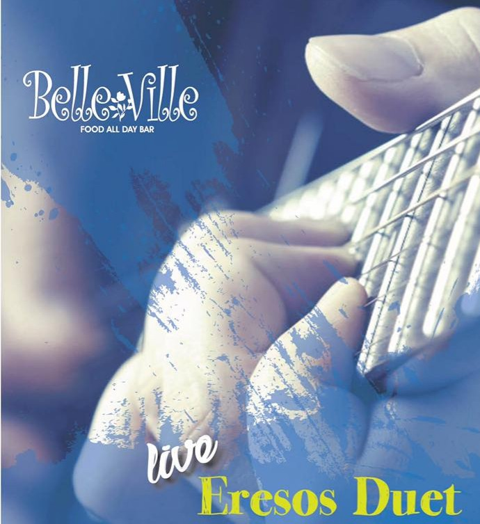 Eressos Duet Live at Belle Ville