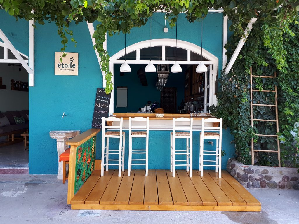 Etoile Party - DJ Roses @ Etoile Restaurant / Wine Bar