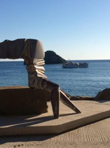 Boat Trip to Plomari - Kryfi Panagia @ Sign up at Sappho Travel