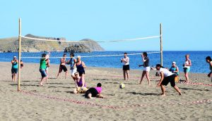 Volleyball Tournament @ Turtle Cantina (on the beach)