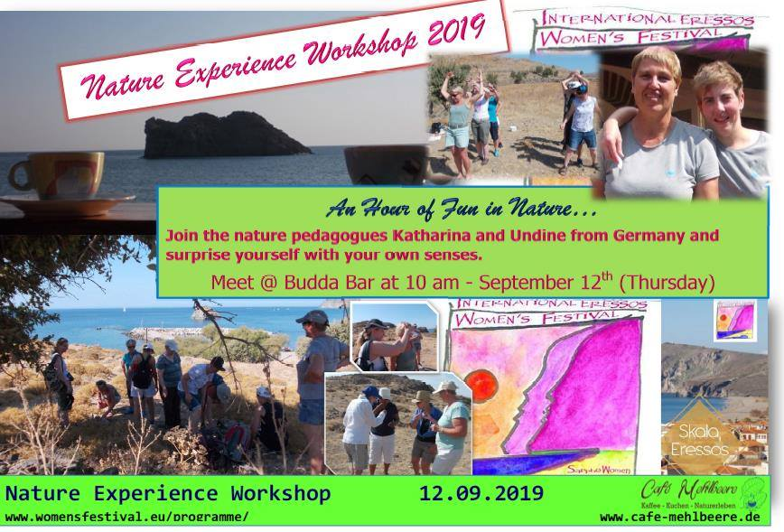 Nature Experience Workshop