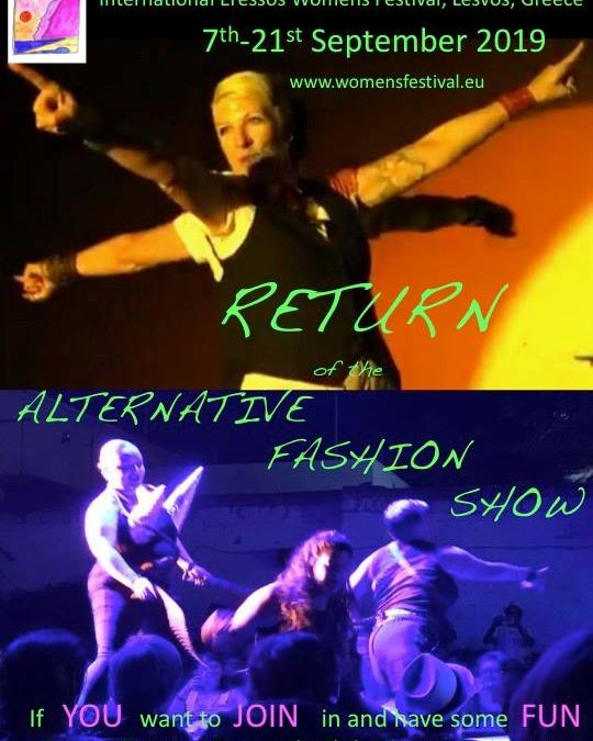 The Alternative Fashion Show
