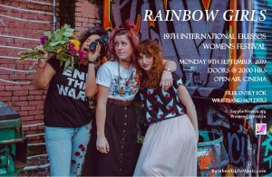 Rainbow Girls Live in Concert @ Cine Sappho Magicnights