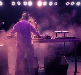DJ Ritu by Tabitha Benjamin - Greece 2018 Skala 1