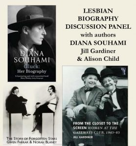 Lesbian Biography Discussion Panel @ Skala Eressos Town Hall