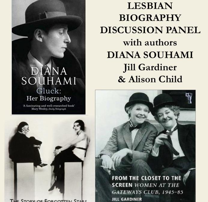 Lesbian Biography Discussion Panel