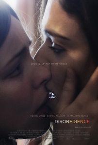Movie Screening of Disobedience (2017) @ Cine Sappho Magicnights